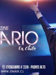 Christine D´Clario en CHILE
