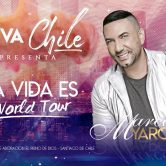 Marcos Yaroide en Chile – Aviva Chile